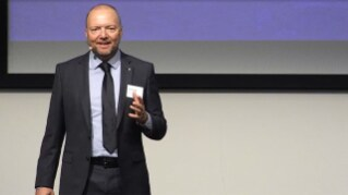 Jeff Gravenhorst, Group CEO, ISS om motivation og ledelsesfilosofi
