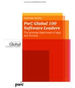 PwC Global 100 Software Leaders